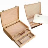 Accessori, Cassette portacolori in legno