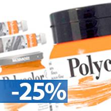 Colori acrilici, Acrilici Maimeri Polycolor 500ml