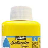 Colori per la stoffa, Colori per stoffa Pebeo Setacolor 250ml