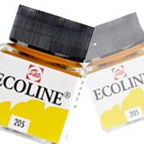 Colori ad acquerello, Ecoline Acquerello liquido