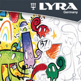 Pennarelli e marker, Pennarelli Lyra Art-Pen