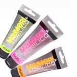 Colori acrilici, Acrilici fluo e fosforescenti