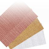 Colori acrilici, Acrilici metallici e perlati