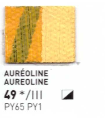 049 Aureolina - Colore a olio Pebeo Studio XL 200ml Grande