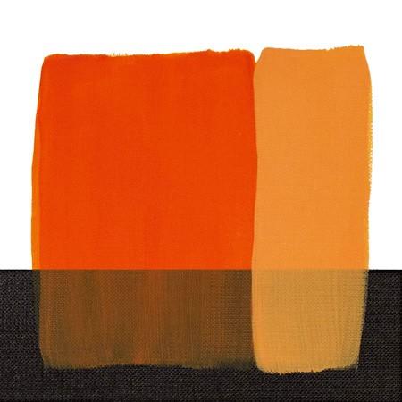 062 Arancio permanente Maimeri Acrilico 500ml  COLORI ACRILICI MAIMERI