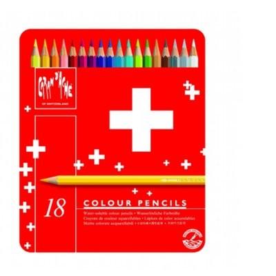 Caran d'Ache SwissColor, pastelli Caran D'Ache SwissColor, pastelli Caran D'Ache SwissColor online, comprare pastelli Caran D'Ache SwissColor