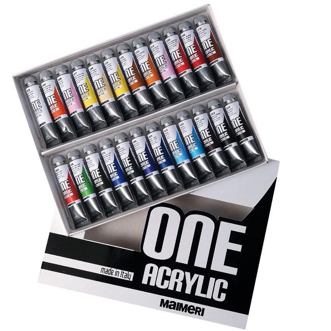 colori acrilici, prezzi colori acrilici, comprare colori acrilici maimeri