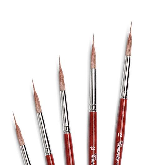 pennelli per ceramica tintoretto prezzi