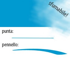 493 Reflex Blue - Pennarello Tombow Dual Brush, offerte e prezzi Tombow Dual Brush