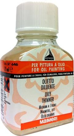 Olietto diluente - Maimeri, comprare online, prezzi Olietto diluente