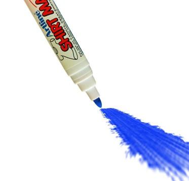 Pennarello per stoffa Art Line Blu