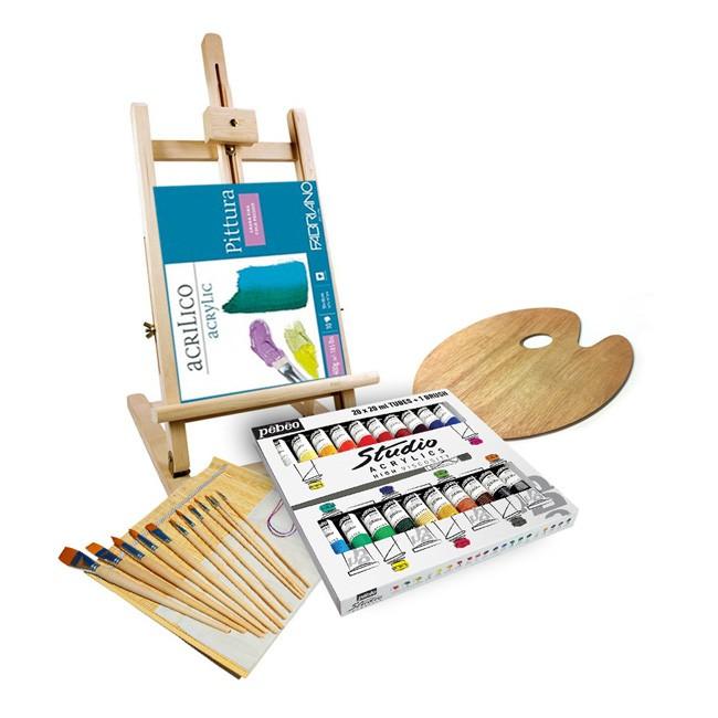 colori acrilici prezzo colori acrilici confezione colori acrilici cavalletto prezzi colori acrilici