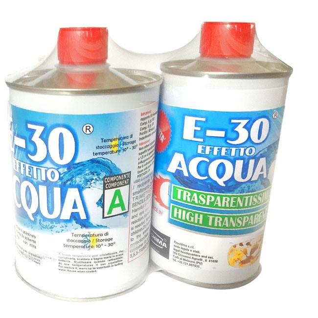 Prochima E30 resina effetto Acqua