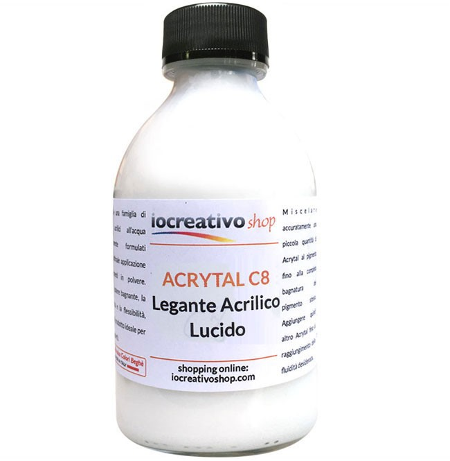 comprare Legante acrilico lucido, gamma Legante acrilico lucido, prezzi Legante acrilico lucido
