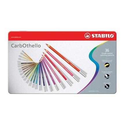 astucci Stabilo CarbOthello matite gesso Stabilo CarbOthello prezzi