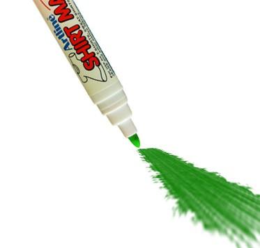 Pennarello per stoffa Art Line Verde