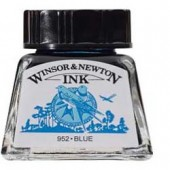 32 Blu - Inchiostro Winsor e Newton 14ml