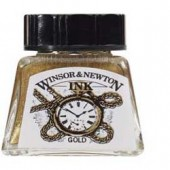 283 Oro (non indelebile) - Inchiostro Winsor e Newton 14ml
