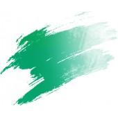 17 Verde smeraldo - Acquarello Pebeo Watercolor mezzo godet