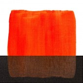 239 Rosso fluorescente, Colore acrilico FLUO - Maimeri Acrilico 200ml