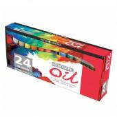 Confezione di colore a olio Graduate 24