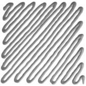 003 Contorno Argento - Idea Vetro rilievo Finto Piombo