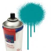 55088 Turchese - Colore spray acrilico DocTrade bombetta 400ml colore acrilico spray brillante e coprente