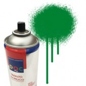55123 Verde Menta  - Colore spray acrilico DocTrade bombetta 400ml colore acrilico spray brillante e coprente