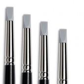 pennelli in silicone pennelli gomma tintoretto pennelli