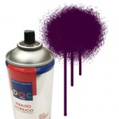 66068 Voletto - Colore spray acrilico DocTrade bombetta 400ml colore acrilico spray brillante e coprente