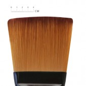 70 sintetico morbido punta piatta - Pennello Gigante MEGA XL Daler
