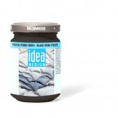 728 Pasta ferro nero - Idea Medium 125ml