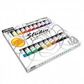 Colori acrilici pebeo prezzi colori acrilici, prezzi confezioni Colori acrilici pebeo, assortimento confezioni
