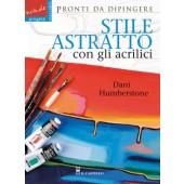 Libro Astratti con gli acrilici - Il Castello Editore