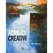 Libro ACRILICI CREATIVI - Il Castello Editore
