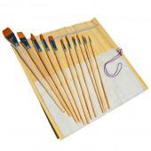 Pennelli per acrilici, pennelli per colori acrilici, stuoia pennelli offerta