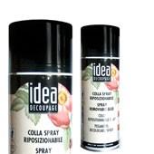 756 Colla riposizionabile in spray Idea Maimeri 400ml