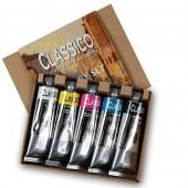 Colori a olio Maimeri classico, gamma  Colori a olio Maimeri classico, offerta  Colori a olio Maimeri classico