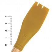 Pennello spatolato in silicone Princeton (30mm) - Rif. 04