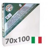 tele per dipingere 70x100 cm - Tela per pittura pronta a spessore ALTO - Pieraccini linea 37 MAXI