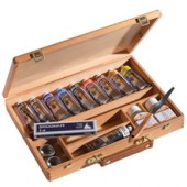 cassetta olio maimeri prezzi colori a olio classico maimeri cassetta in legno regalo