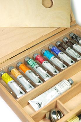 Colori a olio Maimeri, Maimeri Classico, comprare online cassette colori a olio Maimeri