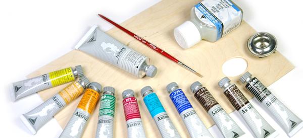 colori a olio Maimeri, comprare colori Maimeri