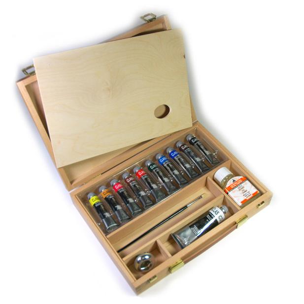 Confezione colori a olio Maimeri Classico, prezzi olio maimeri