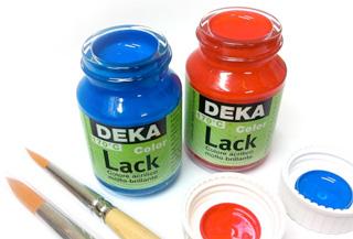 Deka Lack, colori Deka Lack, colori Deka Colour Lack, Deka Color Lack, comprare Deka Lack, assortimento completo Deka Lack