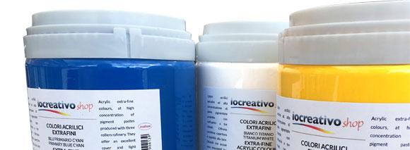 colori acrilici da 1 itro extrafini acrilico 1 litro