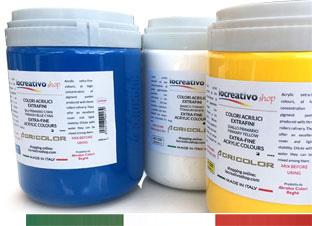 colori acrilici da 1 litro prezzi colori acrilici