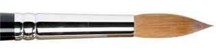 pennelli di martora punta tonda per acquarello