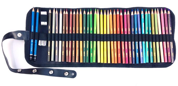 Astuccio matite arrotolato prezzi, comprare Astuccio matite arrotolato