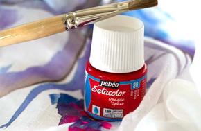 colori per la stoffa setacolor prezzi colori pebeo stoffa